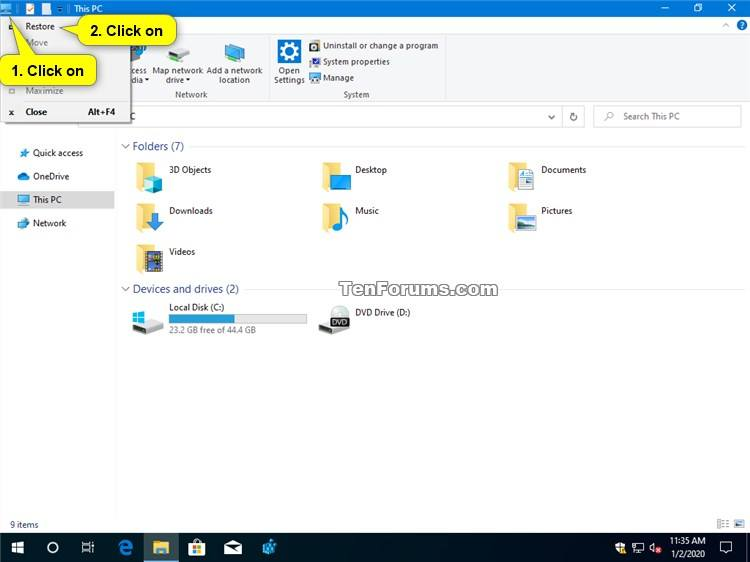How to Maximize and Restore App Window in Windows 10-title_bar_icon_restore.jpg