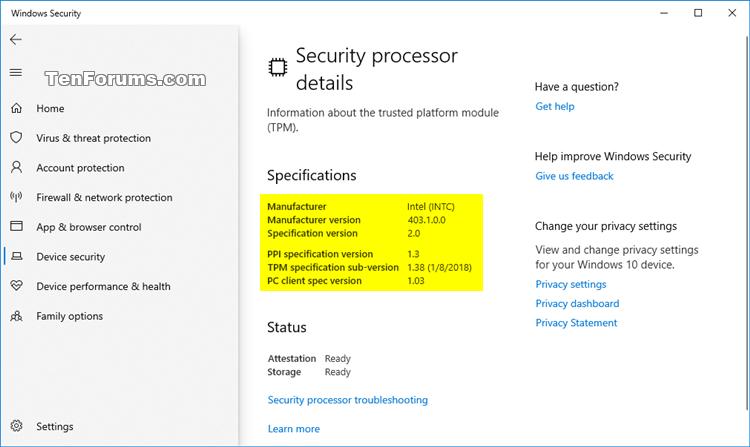 Verify Trusted Platform Module (TPM) Chip on Windows PC-tpm_windows_security-3.png
