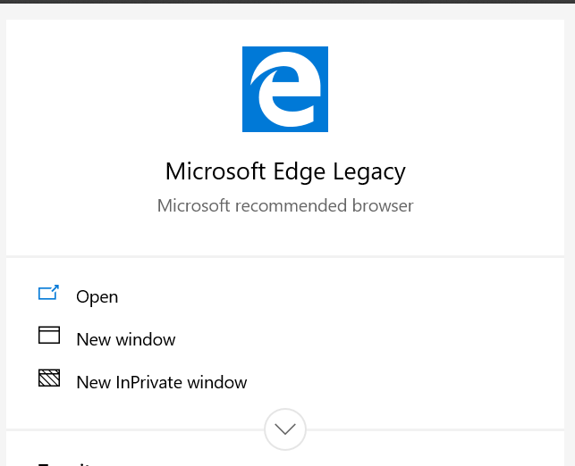 Enable Microsoft Edge Side by Side browser experience in Windows 10-edgelegacyicon.png