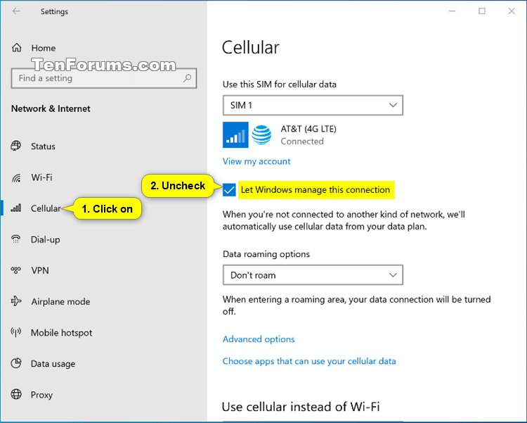 How to Connect and Disconnect a Cellular Data Network in Windows 10-disconnect_cellular_settings-2.png