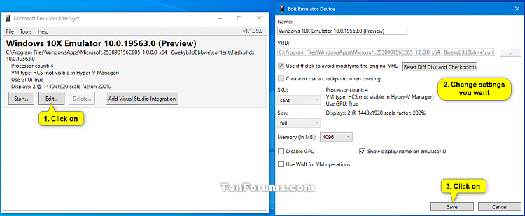 How to Install Windows 10X Dual Screen Emulator in Windows 10-edit_emulator_device.png