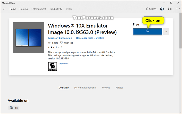 How to Install Windows 10X Dual Screen Emulator in Windows 10-install_windows_10x_emulator_image_app.png