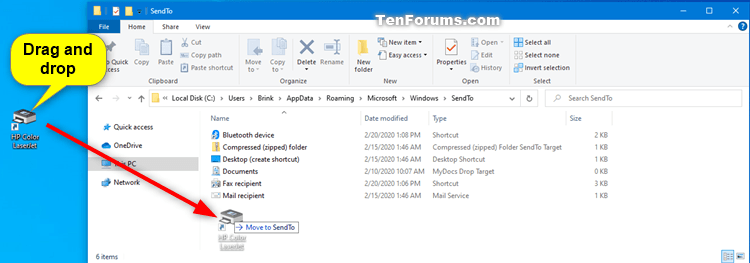 How to Add Printer to Send To Context Menu in Windows 10-add_printer_to_sendto-2.png