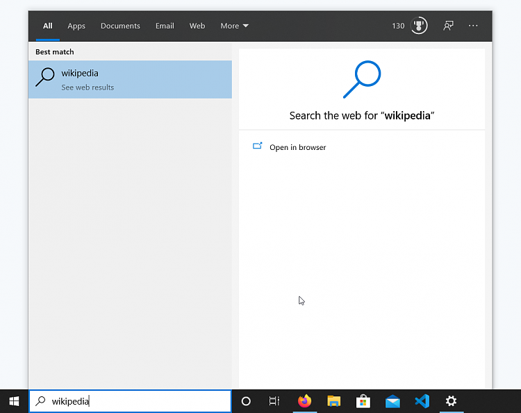 Turn On or Off Search online and include web results in Windows 10-nvidia_share_4nr1gcejak.png