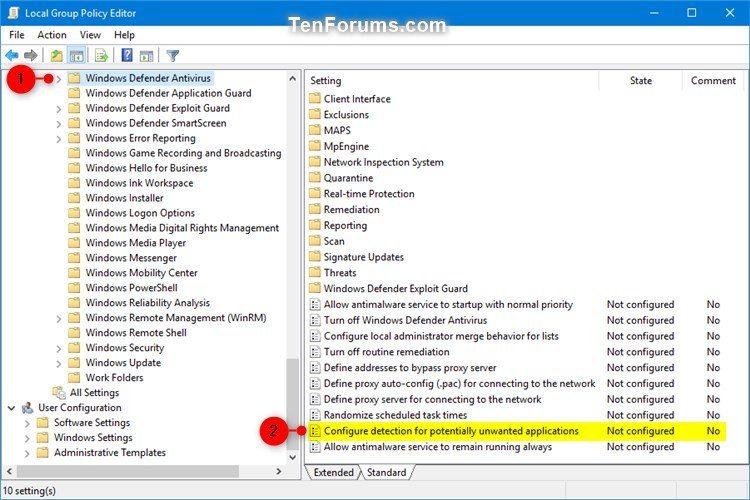 Enable or Disable Microsoft Defender PUA Protection in Windows 10-windows_defender_pua_gpedit-1.jpg