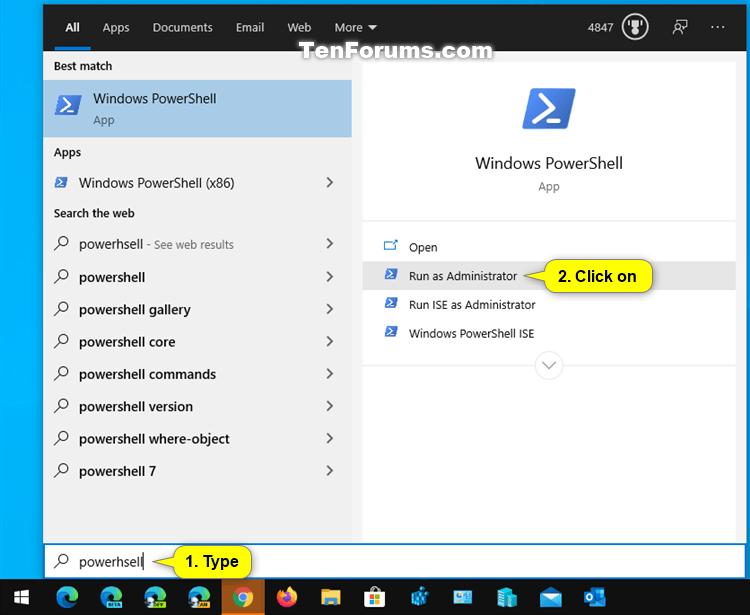 Open Elevated Windows PowerShell in Windows 10-search_elevated_windows_powershell.png