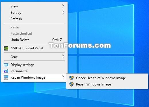 How to Add Repair Windows Image Context Menu in Windows 10-repair_windows_image_context_menu.jpg