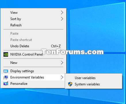 How to Add Environment Variables Context Menu in Windows 10-environment_variables_context_menu.png