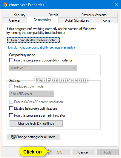Enable or Disable Fullscreen Optimizations in Windows 10-fullscreen_optimizations_compatibility_settings-5.png