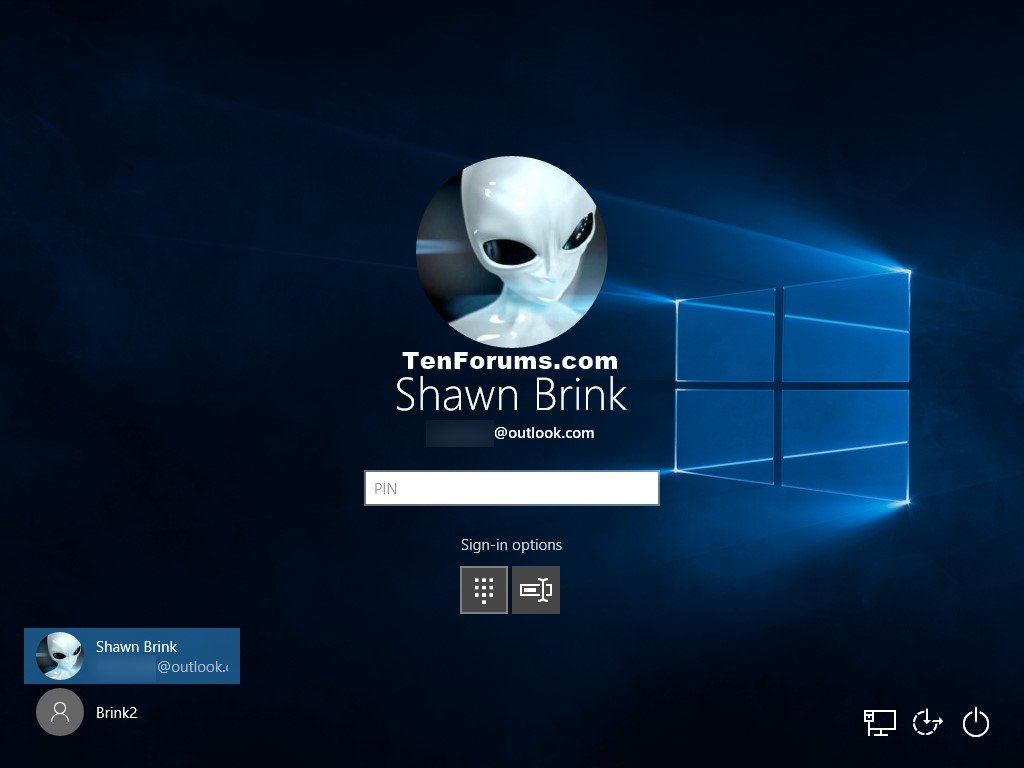 Turn On or Off Require Sign-in on Wakeup in Windows 10 Windows 10 ...