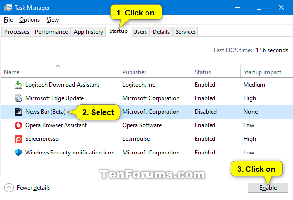 How to Enable or Disable Run News Bar at Startup in Windows 10-news_bar_run_at_startup_task_manager-1.png