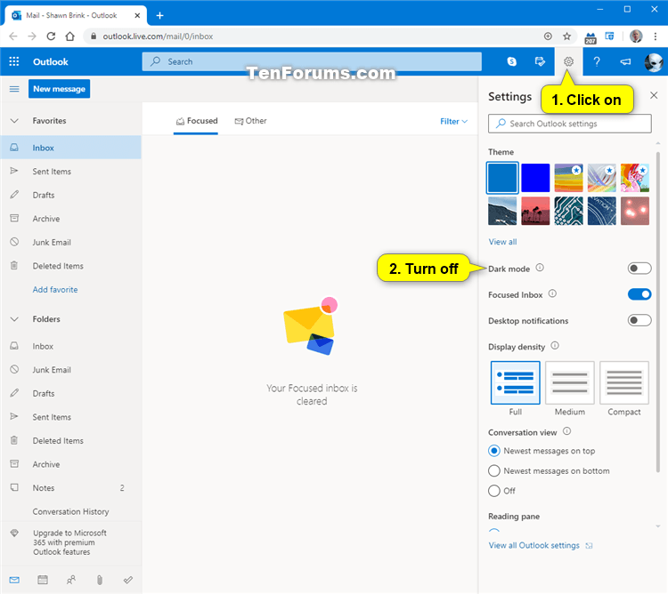 How to Turn On or Off Dark Mode in Outlook.com-outlook.com_dark_mode-off.png