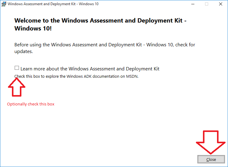 Create Provisioning Package in Windows 10-adk_endinstall_a.png
