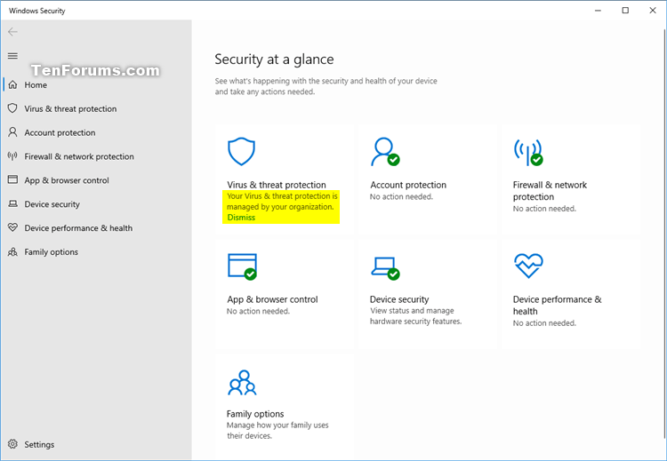 How to Turn On or Off Microsoft Defender Antivirus in Windows 10-windows_defender_antivirus_disabled-2.png