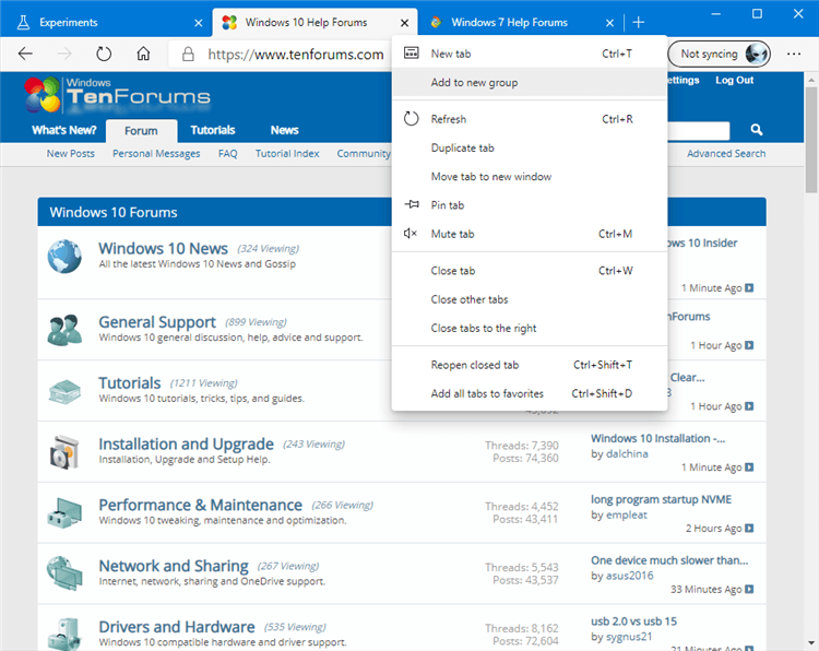 How to Enable or Disable Tab Groups in Microsoft Edge Chromium-microsoft_edge_tab_groups-1.png