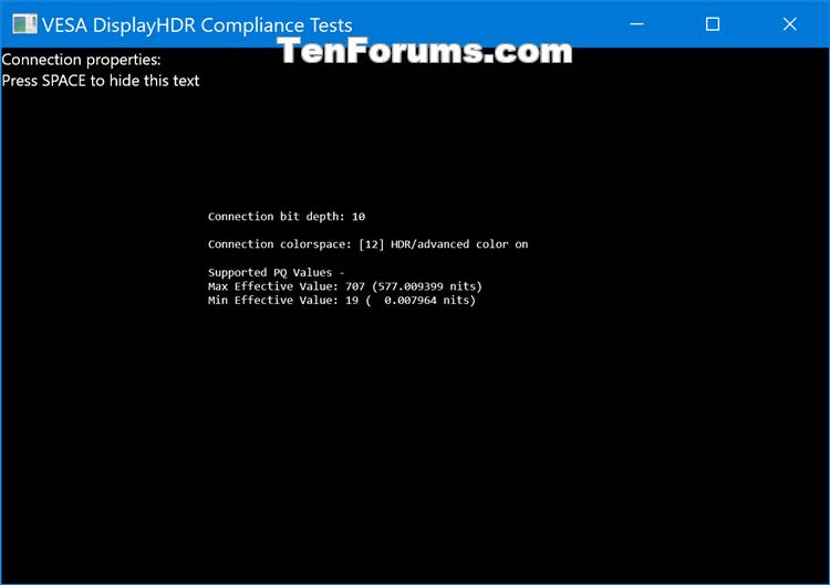 How to Run VESA Certified DisplayHDR Tests on Display in Windows 10-display_hdr_test-3.png