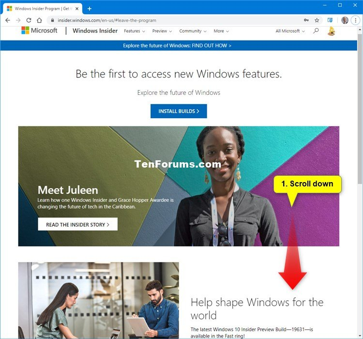 How to Leave Windows Insider Program to Unregister Account-leave_windows_insider_program-1.jpg