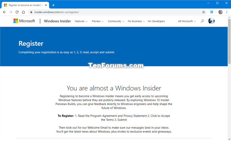 How to Join Windows Insider Program to Register Account-join_windows_insider_program-3.png