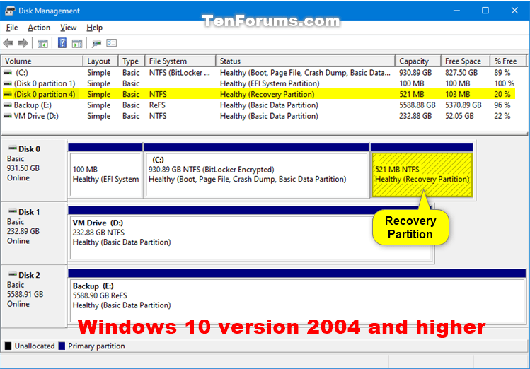 How to Delete Recovery Partition in Windows 10-windows_10_recovery_partition.png