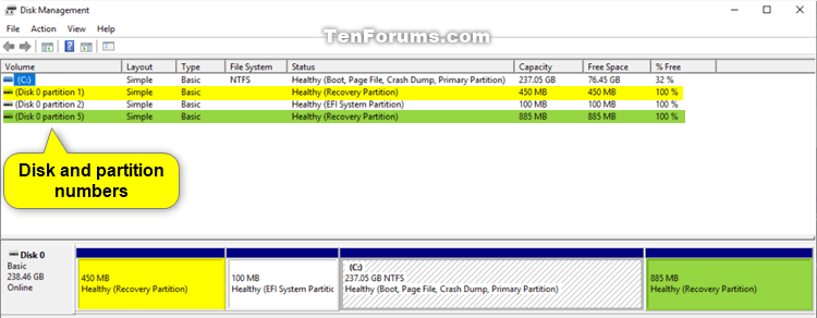 How to Delete Recovery Partition in Windows 10-disk_management.png