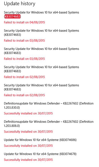 Name:  w10 updates and failures2.png