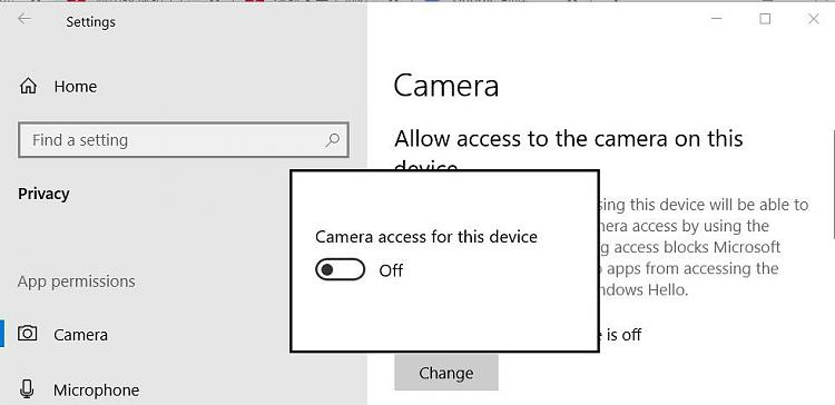 Disable Integrated Camera or Webcam in Windows-turn-camera.jpg