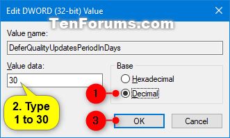 Windows Update - Defer Feature and Quality Updates in Windows 10-defer_quality_updates_regedit-2.png