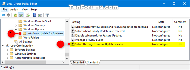 How to Specify Target Feature Update Version in Windows 10-select_the_target_feature_update_version_gpedit-1.png