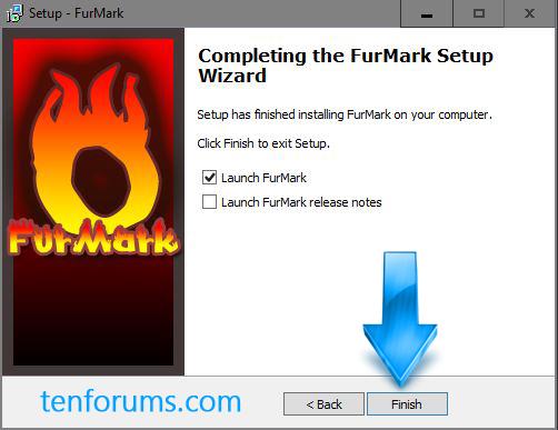 Name:  Run FurMark.JPG Views: 41870 Size:  109.5 KB