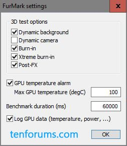 FurMark - GPU Stress Test | Tutorials