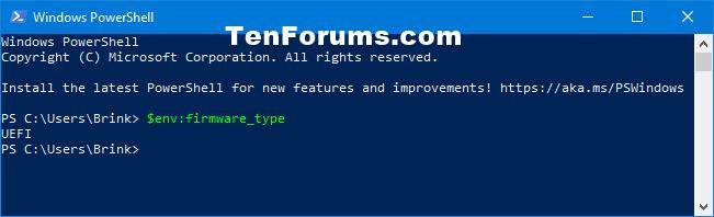 Check if Windows 10 is using UEFI or Legacy BIOS-powershell_uefi.png