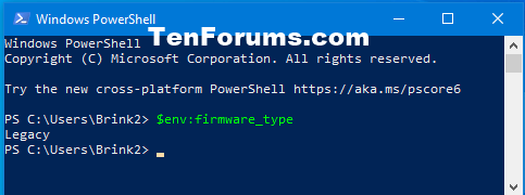 Check if Windows 10 is using UEFI or Legacy BIOS-powershell_legacy.png