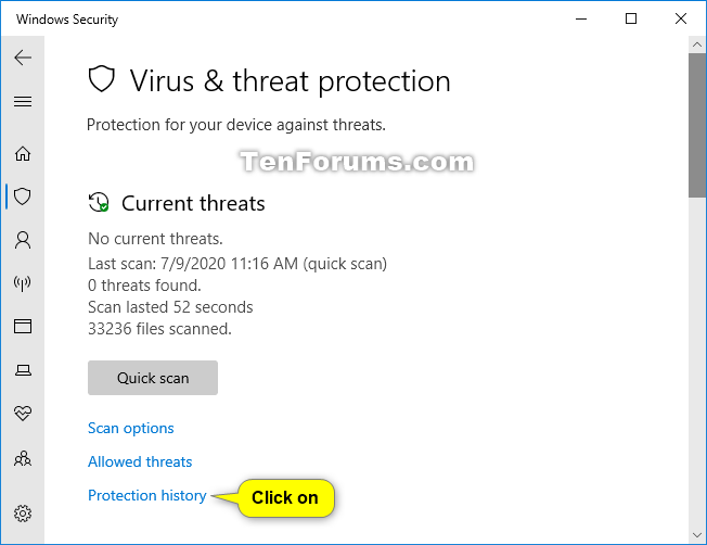 View Protection History of Microsoft Defender Antivirus in Windows 10-windows_security_protection_history-2.png
