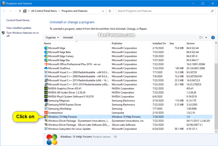 How to Install PWA or Site as App on Microsoft Edge in Windows 10-uninstall_site_as_app_in_control_panel.png