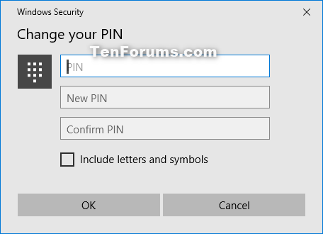 Change PIN for your Account in Windows 10-pin-2.png
