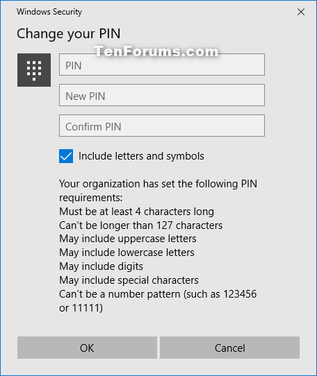 Change PIN for your Account in Windows 10-pin-3.png
