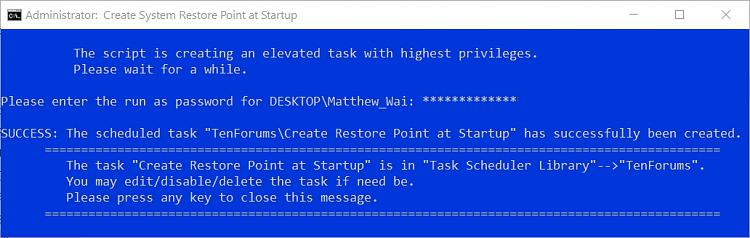 Automatically Create System Restore Point at Startup in Windows 10-task-created-ok.jpg