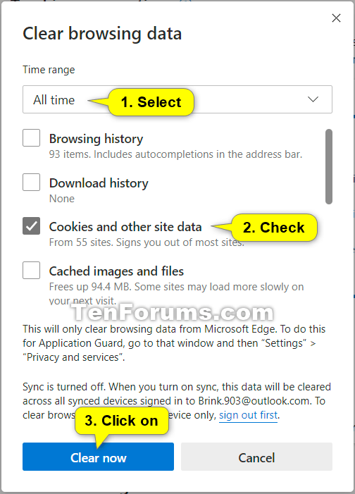 How to Delete Cookies in Microsoft Edge Chromium-delete_cookies_in_clear_browsing_data-2.png