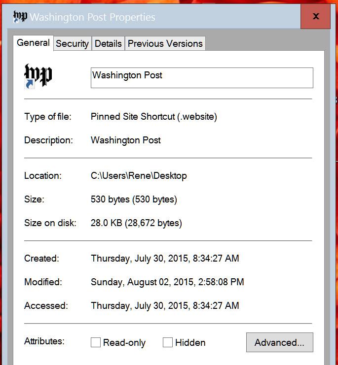 Name:  WashPost Icon Properties General.jpg Views: 216 Size:  132.9 KB