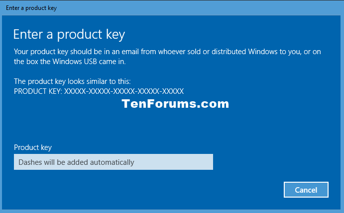 codice product key windows 10 professional 64 bit