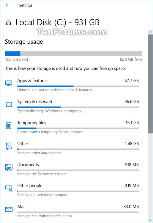 View Storage Usage of Drives in Windows 10-storage_usage-3.png