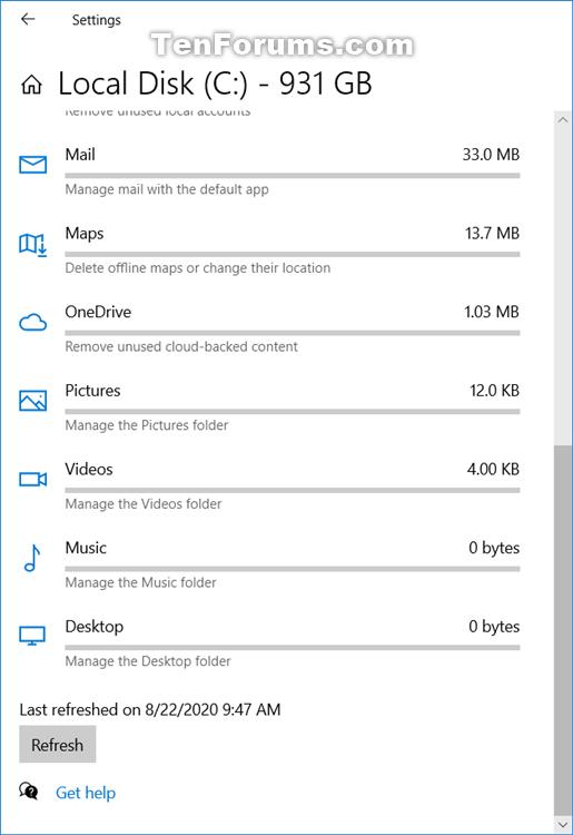 View Storage Usage of Drives in Windows 10-storage_usage-4.png