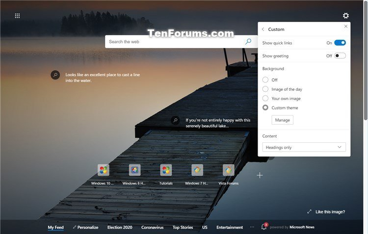 Change New Tab Page Layout and Background in Microsoft Edge Chromium-custom_theme_new_tab_page.jpg
