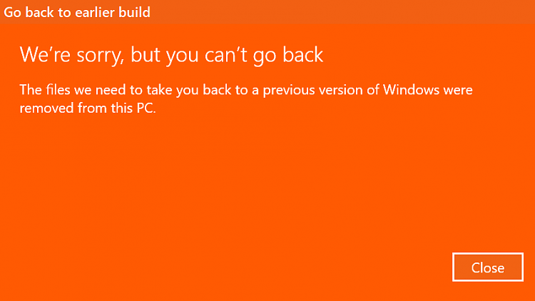 Set Number of Days can Go Back to Previous Version of Windows-capture.png