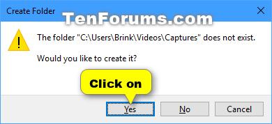 Restore Default Location of Game DVR Captures Folder in Windows 10-restore_default_game_dvr_captures_folder_location-4.png