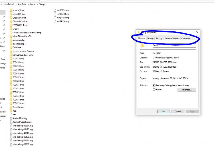 Restore Default Location of Game DVR Captures Folder in Windows 10-cap1.png