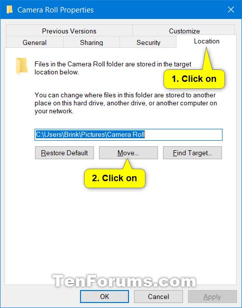 Change or Restore Default Location of Camera Roll Folder in Windows 10-change_default_location_of_camera_roll_folder-2.png