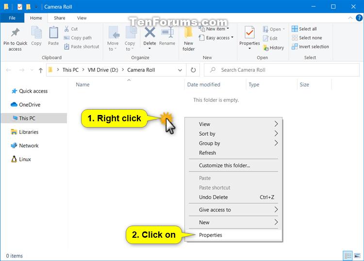 Change or Restore Default Location of Camera Roll Folder in Windows 10-restore_default_location_of_camera_roll_folder-1.png