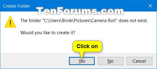 Change or Restore Default Location of Camera Roll Folder in Windows 10-restore_default_location_of_camera_roll_folder-4.png
