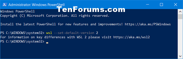 How to Update from WSL to WSL 2 in Windows 10-set_wsl-2_as_default_version.png